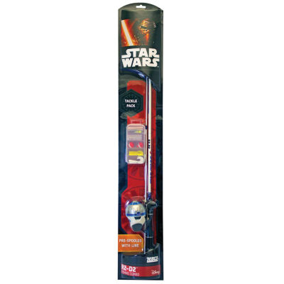 Zebco Starwars 5'6In Spincast Combo 21-27776