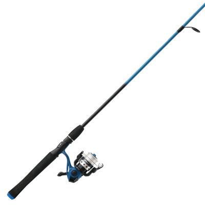 Zebco Splash Blue 20-602Ml Spin Combo 21-27066
