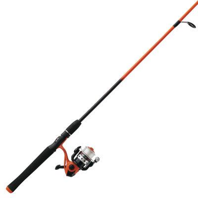 Zebco Splash Orange Spin Combo 21-27066