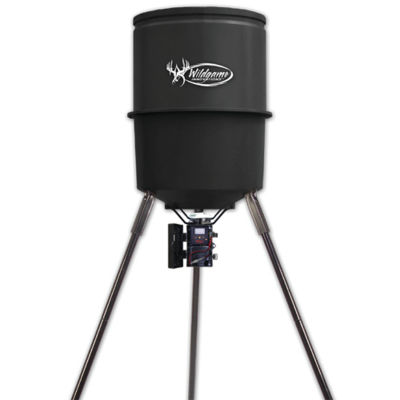 Wildgame Innovations Quick Set 225#- 30 Gallon Feeder- Timer