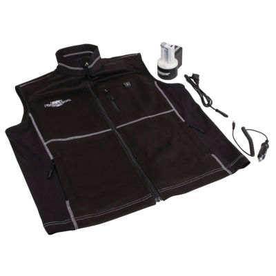 Flambeau Heated Vest Black- Extra Large