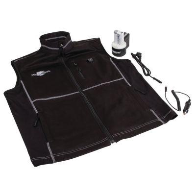 Flambeau Heated Vest Black- Extra Small