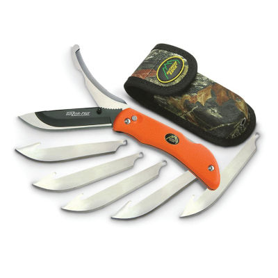Razor-Pro Orange-6 Blades - Box