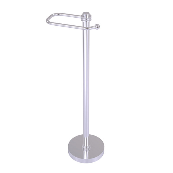 Allied Brass European Style Toilet Tissue Stand