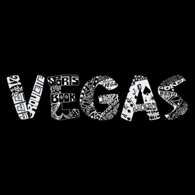 Los Angeles Pop Art Vegas Graphic T-Shirt
