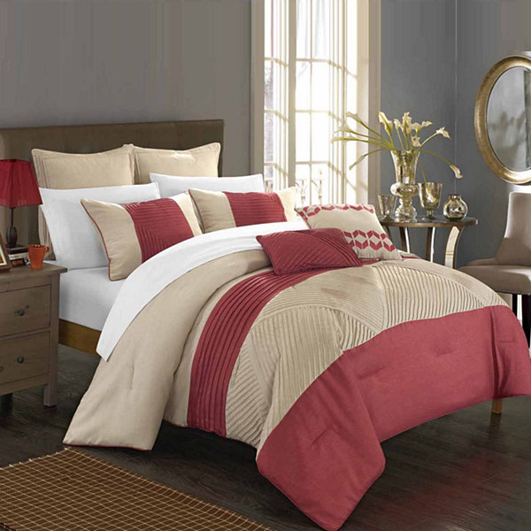 Chic Home Marbella 11-pc. Midweight Comforter Set