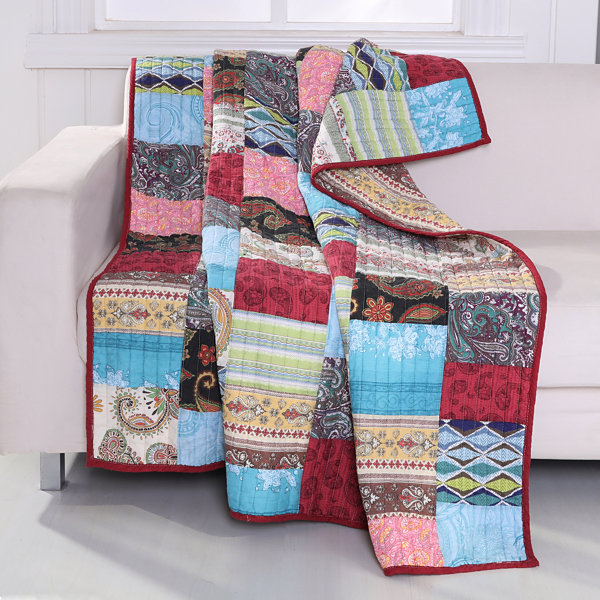 Greenland Home Fashions Bohemian Dream Throw