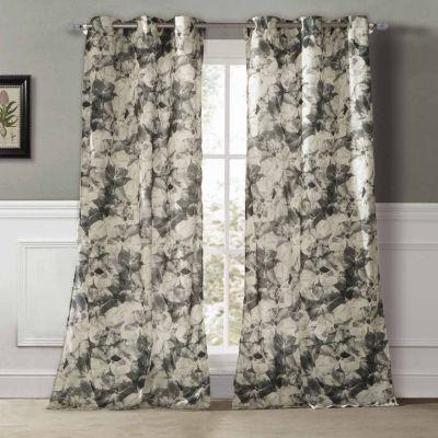 Kensie Rhea 2-Pack Curtain Panel