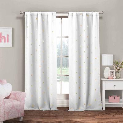 Lala+Bash Becca 2-Pack Curtain Panel