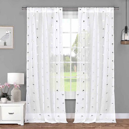 Lala+Bash Sandie 2-Pack Curtain Panel