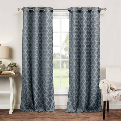 Home Maison Maison 2-Pack Curtain Panel