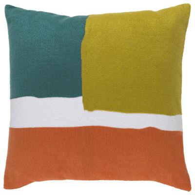 Decor 140 Bicknell Square Throw Pillow