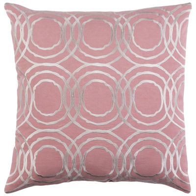 Decor 140 Laurian Square Throw Pillow