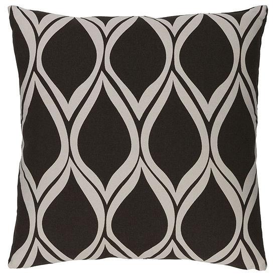 Decor 140 Tamerton Square Throw Pillow