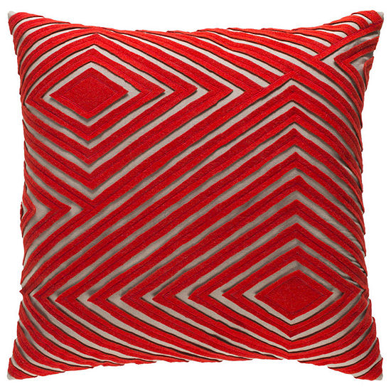 Decor 140 Bourlet Square Throw Pillow