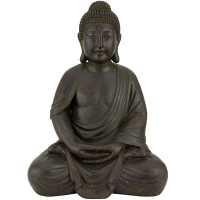 Oriental Furniture Buddha Figurine