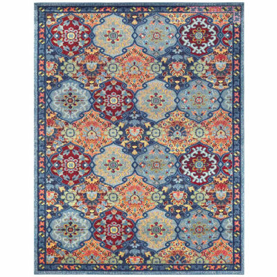 Decor 140 Lakos Rectangular Indoor Rugs
