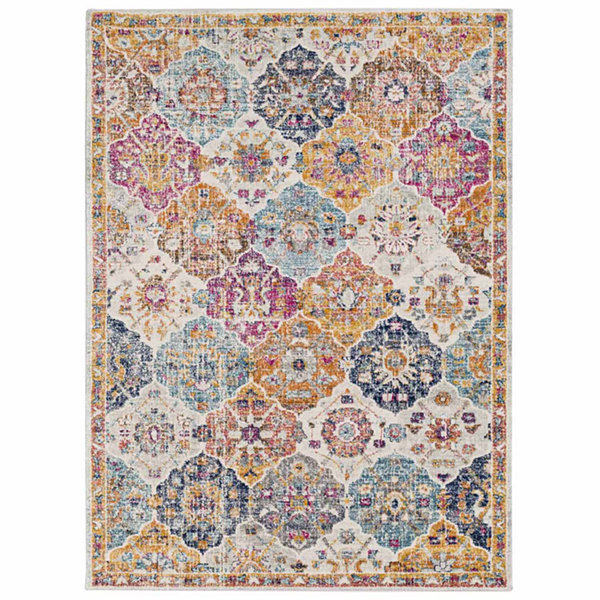 Decor 140 ayliffe rectangular rugs jcpenney for Decor 140 rugs