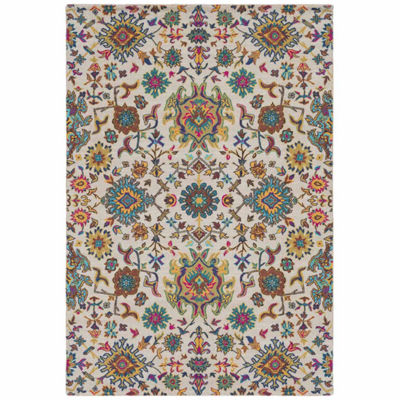 Decor 140 Baga Rectangular Indoor Rugs