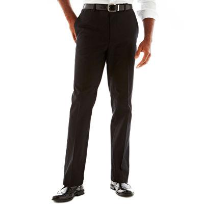 Claiborne® Stretch-Cotton Pants