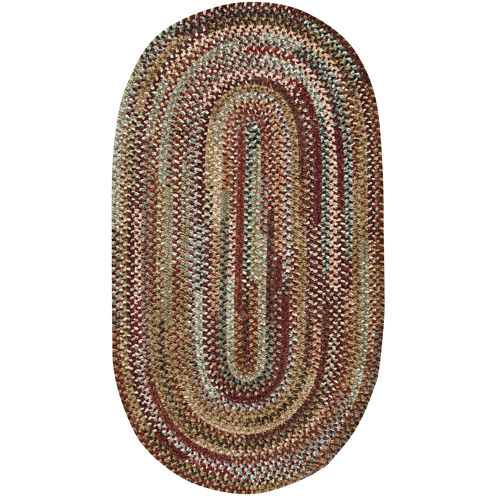Capel Inc. Habitat Braided Oval Rugs