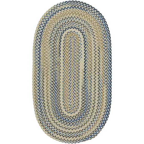 Capel Inc. Tooele Braided Oval Indoor Rugs