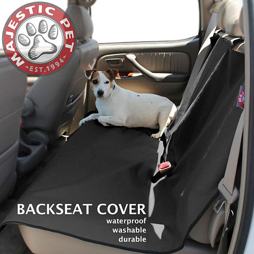 Majestic Pet Waterproof Back Seat Cover