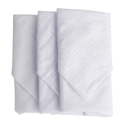 Dockers® 3-pk. Cotton Handkerchiefs