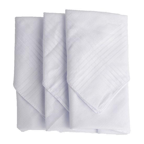Dockers 3 Pk Cotton Handkerchiefs