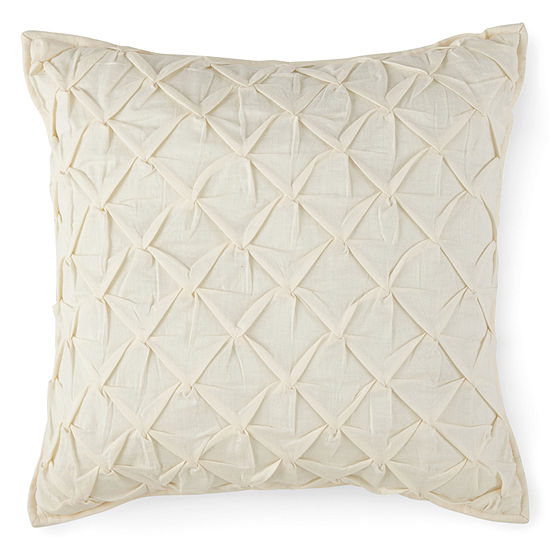 Home Expressions Stacey Square Decorative Pillow