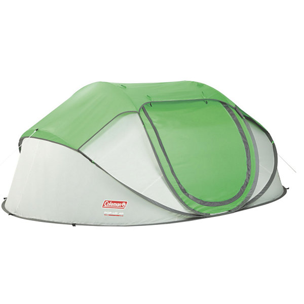 Coleman® 4-Person Pop-Up Tent  sc 1 st  JCPenney & Coleman® 4-Person Pop-Up Tent - JCPenney