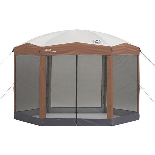 Coleman® Hexagonal Instant Screened Canopy