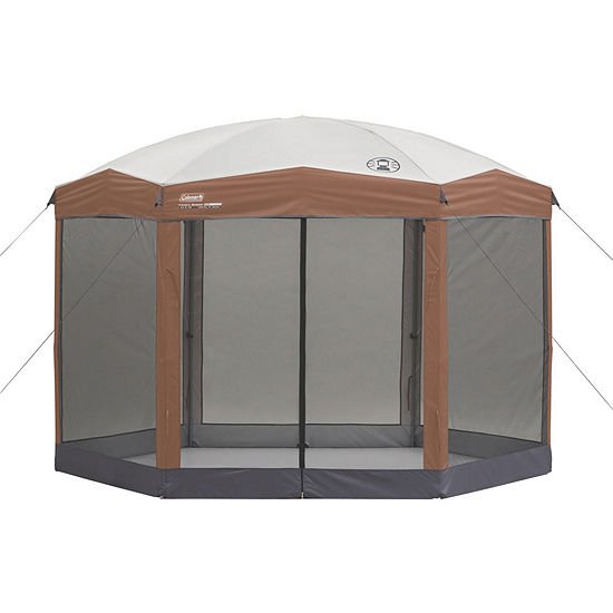 Coleman® Hexagonal Instant Screened Canopy
