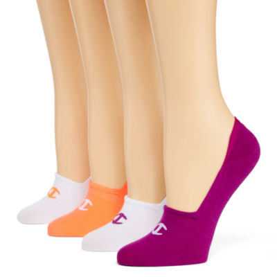 Champion® 4-pk. Double Dry® Liner Socks