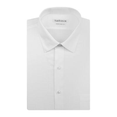 Van Heusen® Herringbone Dress Shirt