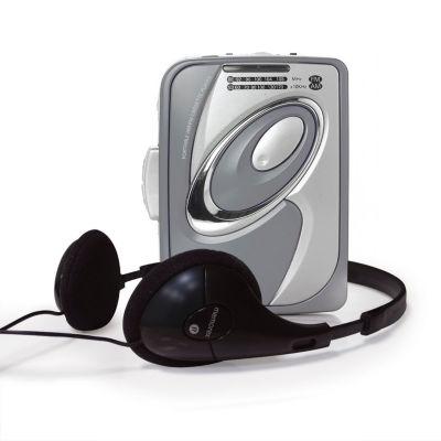 Memorex™ MD2280 FlexBeats AM/FM Cassette Player