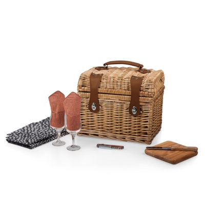 Picnic Time® Napa Picnic Basket - Adeline Collection