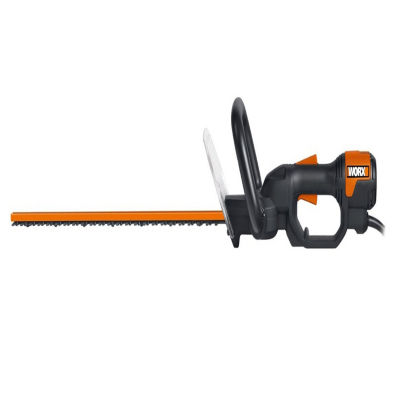 "WORX 24"" Electric Lightweight Hedge Trimmer"