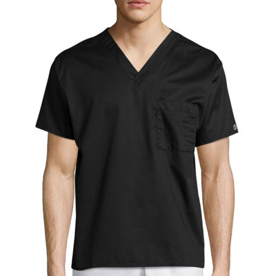 WonderWink® Unisex Short-Sleeve V-Neck Top
