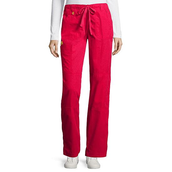 WonderWink® Origins 5046 Womens Cargo Pants - Plus - Plus Tall & Tall