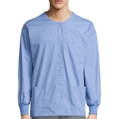 WonderWink® Unisex Delta Snap-Front Jacket