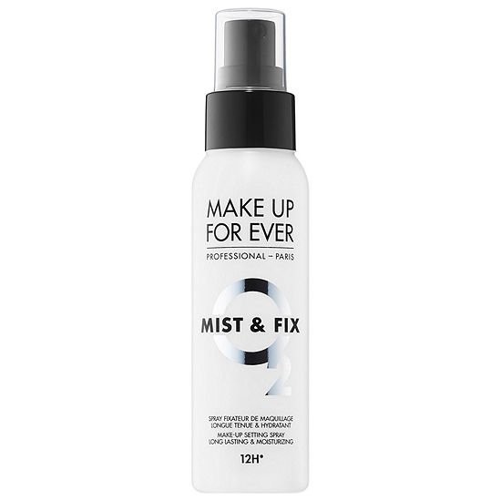 MAKE UP FOR EVER Mist & Fix Hydrating Setting Spray