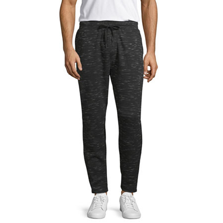 Arizona Mens Regular Fit Jogger Pant, X-small , Black