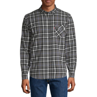 Levi's® Long Sleeve Button- Down Shirt