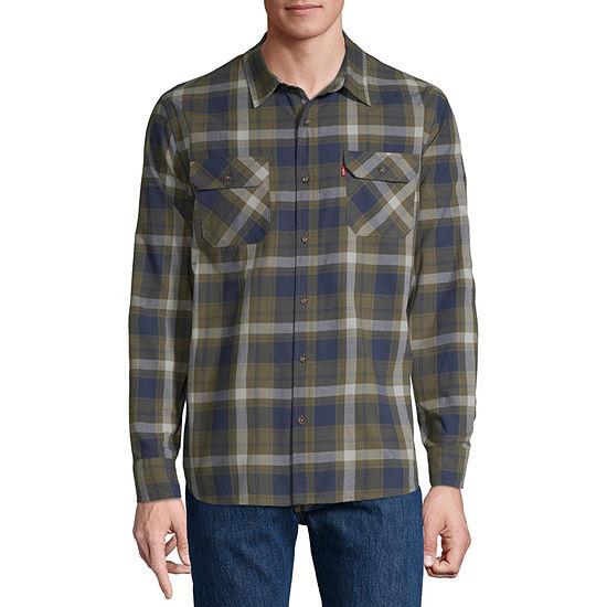 Levi's® Men's Long Sleeve Button- Down Shirt