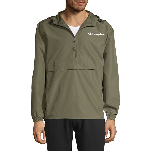 Champion Hooded Lightweight Windbreaker
