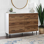 Walker Edison 6 Drawer Dresser