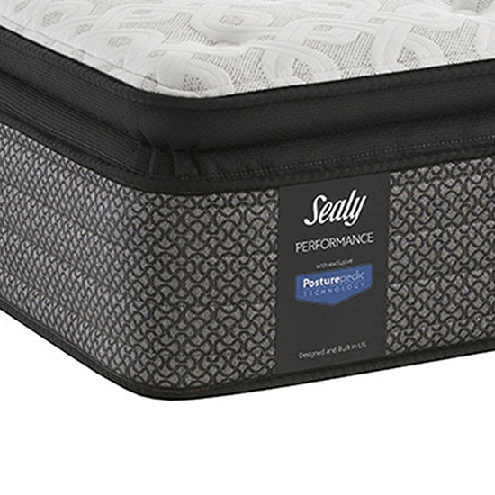 Sealy® Davlin LTD Plush Pillowtop - Mattress Only
