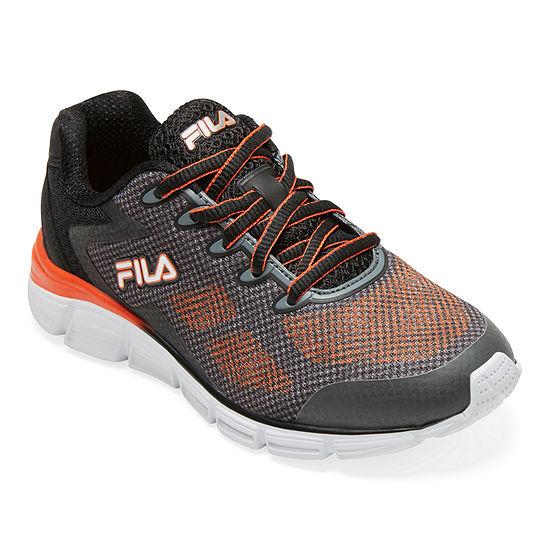 Fila Primeforce 3 Strap Boys Running Shoes