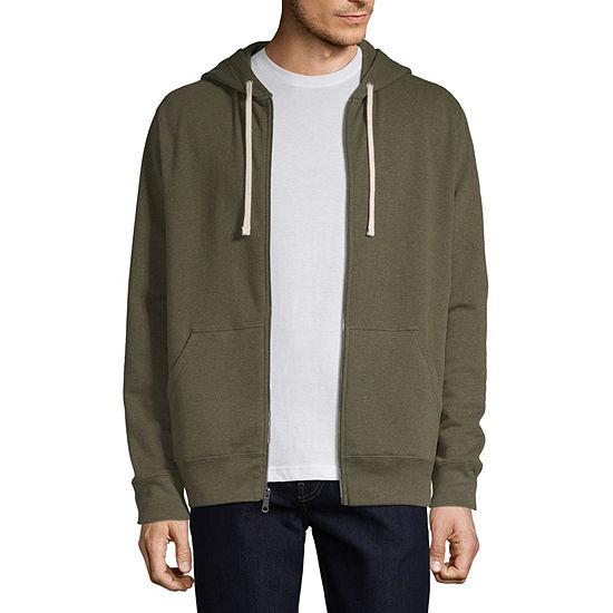 St. John's Bay Mens Long Sleeve Hoodie